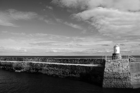 Pitenweem Harbour Wall